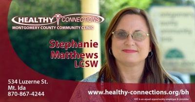 Matthews, LCSW, In Mt. Ida