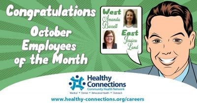 October Employees of the Month