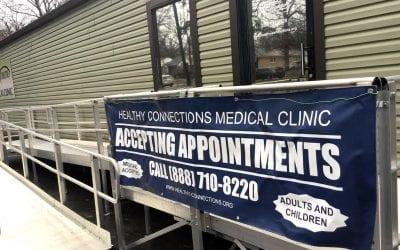 Little Rock Franklin Clinic to Open Feb. 3