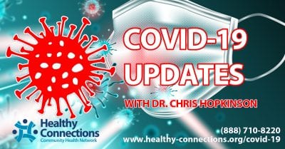 COVID-19 Update: What's The Deal With Masks?