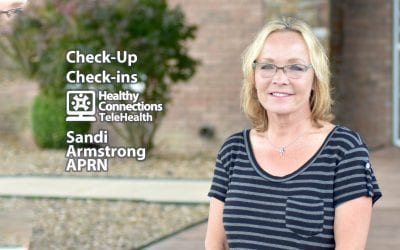 Check-Up Check-Ins: Sandi Armstrong, APRN