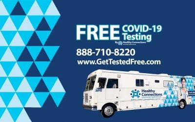 Free Covid-19 Testing Oct. 31 in Hot Springs