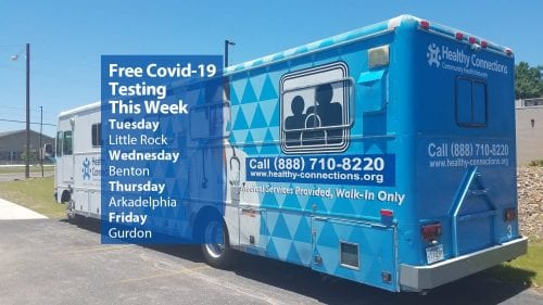 Free Covid 19 Testing Popups June 2 5 Healthy Connections