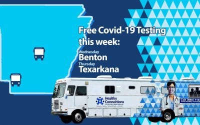 Free Covid-19 Testing in Benton, Texarkana