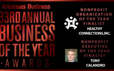 HCI, CEO Calandro Finalists for Arkansas Nonprofit Awards