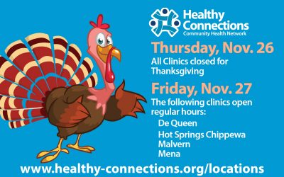 Thankgiving, Black Friday Hours Update