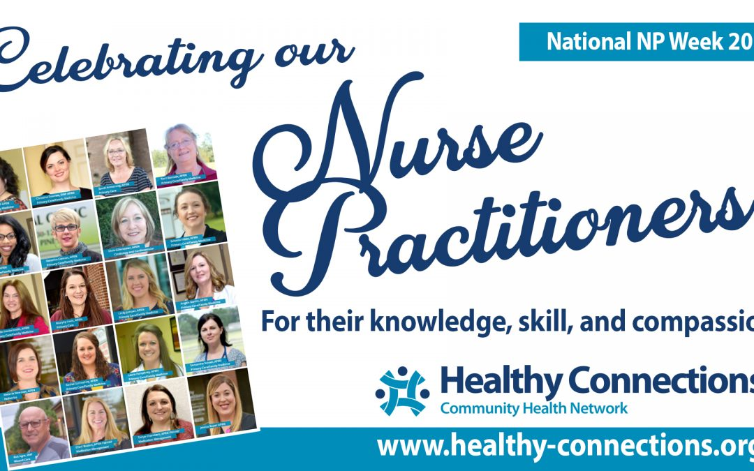Celebrating Our Nurse Practitioners