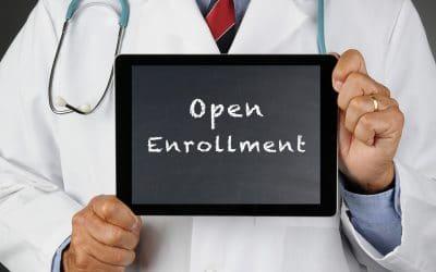 Open Enrollment Through Dec. 15