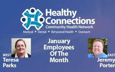 January Employees of the Month