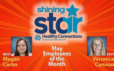 May Employees of the Month