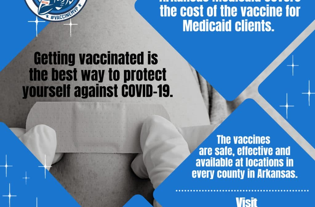 Be a #VaccineMVP, Get Vaccinated Today