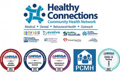 Healthy Connections Recognized by HRSA